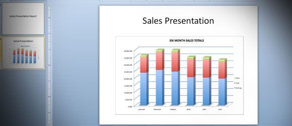 Sales Presentation Examples Related Keywords & Suggestions - Sales ...